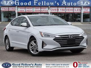 Used 2020 Hyundai Elantra PREFERRED MODEL, SUNROOF, DRIVER ASSIST for sale in Toronto, ON