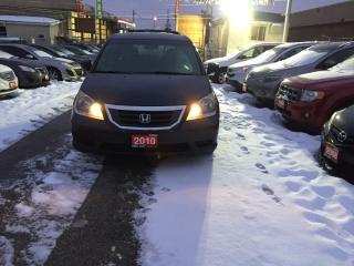 Used 2010 Honda Odyssey 4 Dr Auto 8 Passenger DVD Wower Door Alloy Wheels for sale in Etobicoke, ON