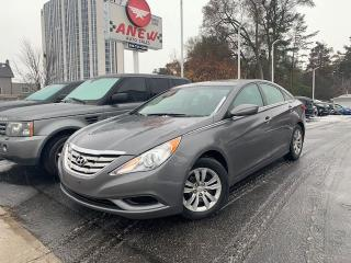 Used 2013 Hyundai Sonata GL for sale in Cambridge, ON