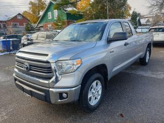 Used 2014 Toyota Tundra SR for sale in Brampton, ON