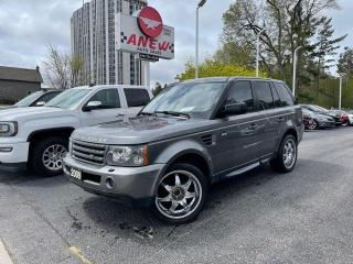 Used 2009 Land Rover Range Rover Sport HSE for sale in Cambridge, ON