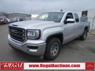 Used 2018 GMC Sierra 1500 SLE Double CAB SWB 4WD 5.3L for sale in Calgary, AB