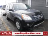 Photo of Blue 2006 Honda CR-V