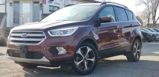 Used 2018 Ford Escape SEL 4WD | 1.5T |CERTIFIED. LEATHER | ADAPTIVE CRUISE | BACKUP CAM | CARFAX CLEAN| for sale in Mississauga, ON