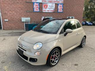 Used 2012 Fiat 500 Sport/2 SETS OF TIRES/NO ACCIDENT/SAFETY INCLUDED for sale in Cambridge, ON