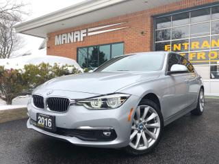 Used 2016 BMW 3 Series 328d xDrive Lux. Line Sunroof Navi R. Cam Certi* for sale in Concord, ON