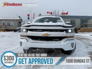 Used 2017 Chevrolet Silverado 1500 for sale in London, ON