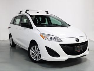 Used 2014 Mazda MAZDA5 GS   6-PASS   CAM for sale in Vaughan, ON