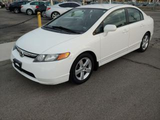 Used 2008 Honda Civic LX/LOOKS & DRIVES AMAZING!!!ONLY 161,000 KMS!!! for sale in Hamilton, ON