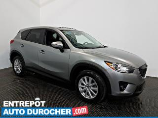 Used 2015 Mazda CX-5 GS TOIT OUVRANT - A/C - Sièges Chauffants for sale in Laval, QC