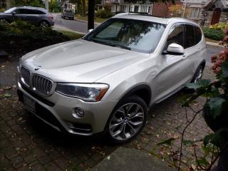 Used 2016 BMW X3 AWD*Diesel*Panoramic*Navi*Camera*FullOpti* for sale in Toronto, ON