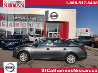 Used 2018 Nissan Sentra SV CVT for sale in St. Catharines, ON