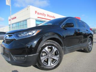 Used 2018 Honda CR-V LX AWD | LIKE NEW! ONLY 17,773KMS! | PUSH START for sale in Brampton, ON