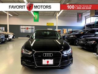 Used 2016 Audi A4 Progressiv plus *CERTIFIED!* |NAV|BACKUP CAM|+++ for sale in North York, ON