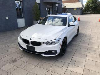Used 2016 BMW 4 Series 428i XDRIVE GRAN COUPE - HEADS UP DISP NAVI REAR CAM for sale in Nobleton, ON