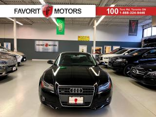 Used 2011 Audi A5 Premium **FALL SPECIAL!** |LEATHER|SUNROOF|ALLOYS| for sale in North York, ON