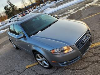 Used 2007 Audi A4 4dr Sdn 3.2L quattro for sale in Mississauga, ON