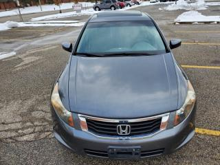 Used 2009 Honda Accord Sedan 4dr I4 Auto EX for sale in Mississauga, ON