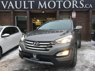 Used 2014 Hyundai Santa Fe Sport 4dr 2.4L HEATED FRONT AND REAR SEATS HEATED STEERING WHEEL for sale in Brampton, ON