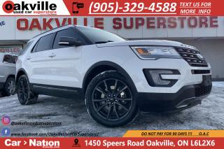 Used 2017 Ford Explorer 4WD XLT | NAVI | B/U CAM | PANO ROOF | SPORT PKG for sale in Oakville, ON