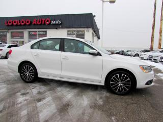 Used 2013 Volkswagen Jetta Highline Leather Certified for sale in Milton, ON