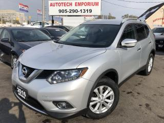 Used 2016 Nissan Rogue SV AWD Heated Seats/Bluetooth&GPS* for sale in Mississauga, ON