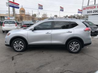 Used 2015 Nissan Rogue SL AWD TECH Pkg Navigation/360 Cam/Leather for sale in Mississauga, ON
