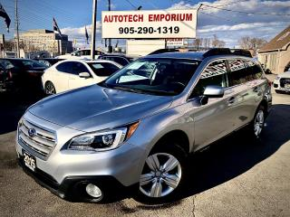 Used 2015 Subaru Outback AWD Backup Camera/Heated Seats/Bluetooth&GPS* for sale in Mississauga, ON