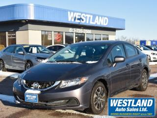 Used 2014 Honda Civic EX for sale in Pembroke, ON