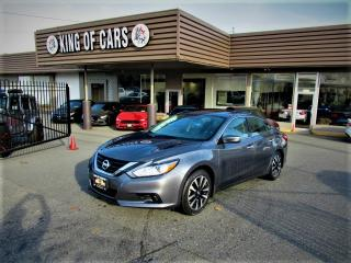 Used 2018 Nissan Altima NAVIGATION for sale in Langley, BC