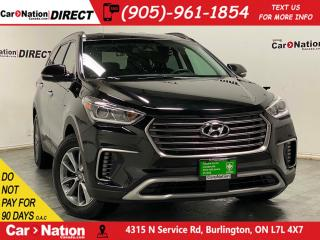 Used 2019 Hyundai Santa Fe XL Preferred| AWD| BLIND SPOT DETECTION| for sale in Burlington, ON
