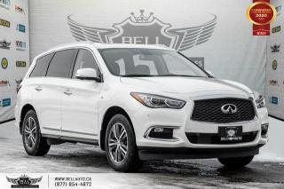 Used 2017 Infiniti QX60 AWD, V6, 7 PASS, NO ACCIDENT, NAVI, 360 CAM, BLIND SPOT for sale in Toronto, ON