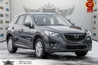 Used 2015 Mazda CX-5 GS, AWD, NO ACCIDENT, BACK-UP CAMERA, SENSORS, SUNROOF for sale in Toronto, ON