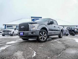 Used 2017 Ford F-150 XLT- 4X4- NAVIGATION- HEATED SEATS- BACKUP CAMERA for sale in Essex, ON