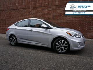 Used 2016 Hyundai Accent SE  - Sunroof -  Bluetooth - $90 B/W for sale in Brantford, ON