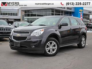 Used 2013 Chevrolet Equinox LT  LS, FWD, A/C, POWER GROUP, KEYLESS ENTRY, CLEAN CARFAX for sale in Ottawa, ON