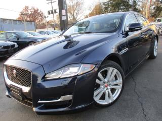 Used 2016 Jaguar XJ R-SPORT|AWD|ONE OWNER|18,000KMS ONLY|NAVIGATION for sale in Burlington, ON