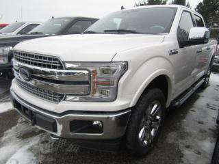 New 2019 Ford F-150 Lariat for sale in Tillsonburg, ON