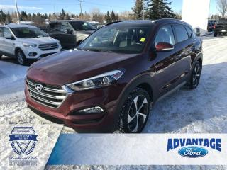 Used 2017 Hyundai Tucson Limited Heated Seats - Clean Carfax for sale in Calgary, AB