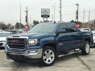 Used 2017 GMC Sierra 1500 SLE TRI Fold|Heated Buckets|Z71 Kodiak| for sale in Mississauga, ON
