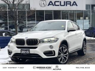 Used 2015 BMW X6 xDrive35i for sale in Markham, ON