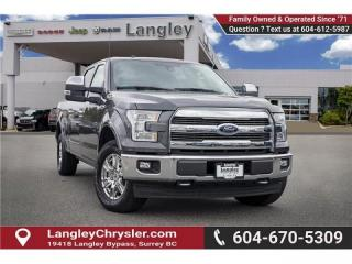 Used 2017 Ford F-150 XLT Bluetooth / A/C for sale in Surrey, BC