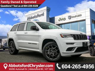 New 2020 Jeep Grand Cherokee Limited - Sunroof - Leather Seats for sale in Abbotsford, BC