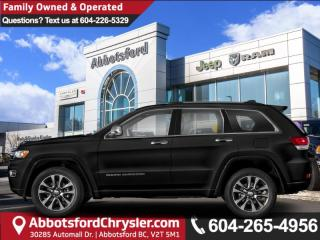 New 2020 Jeep Grand Cherokee Overland - Leather Seats for sale in Abbotsford, BC