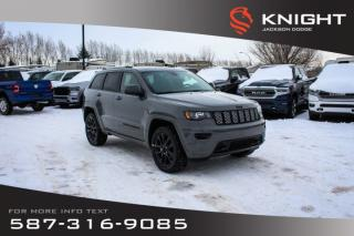 Used 2020 Jeep Grand Cherokee Altitude for sale in Medicine Hat, AB