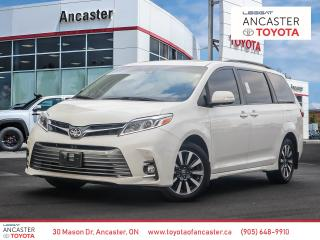 Used 2018 Toyota Sienna XLE - AWD|NAVI|REAR DVD|SUNROOF|BACKUP CAMERA for sale in Ancaster, ON