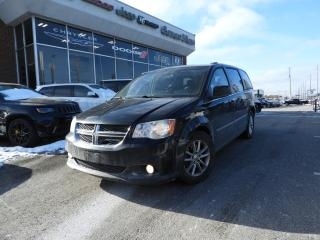 Used 2013 Dodge Grand Caravan Crew LEATHER/POWER SLIDING DOORS/REAR HEAT AND AIR for sale in Concord, ON