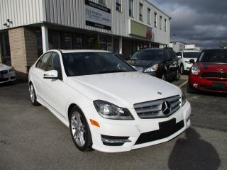 Used 2013 Mercedes-Benz C-Class C 300 4MATIC - LOW KM - for sale in Oakville, ON