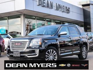 Used 2017 GMC Terrain Denali for sale in North York, ON