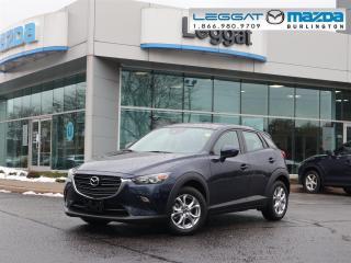 Used 2019 Mazda CX-3 GS for sale in Burlington, ON